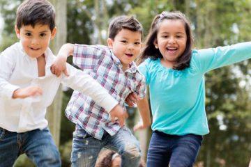 Intervención psicológica con niños