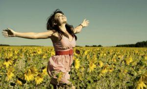 cómo aprender a sonreírle a la vida