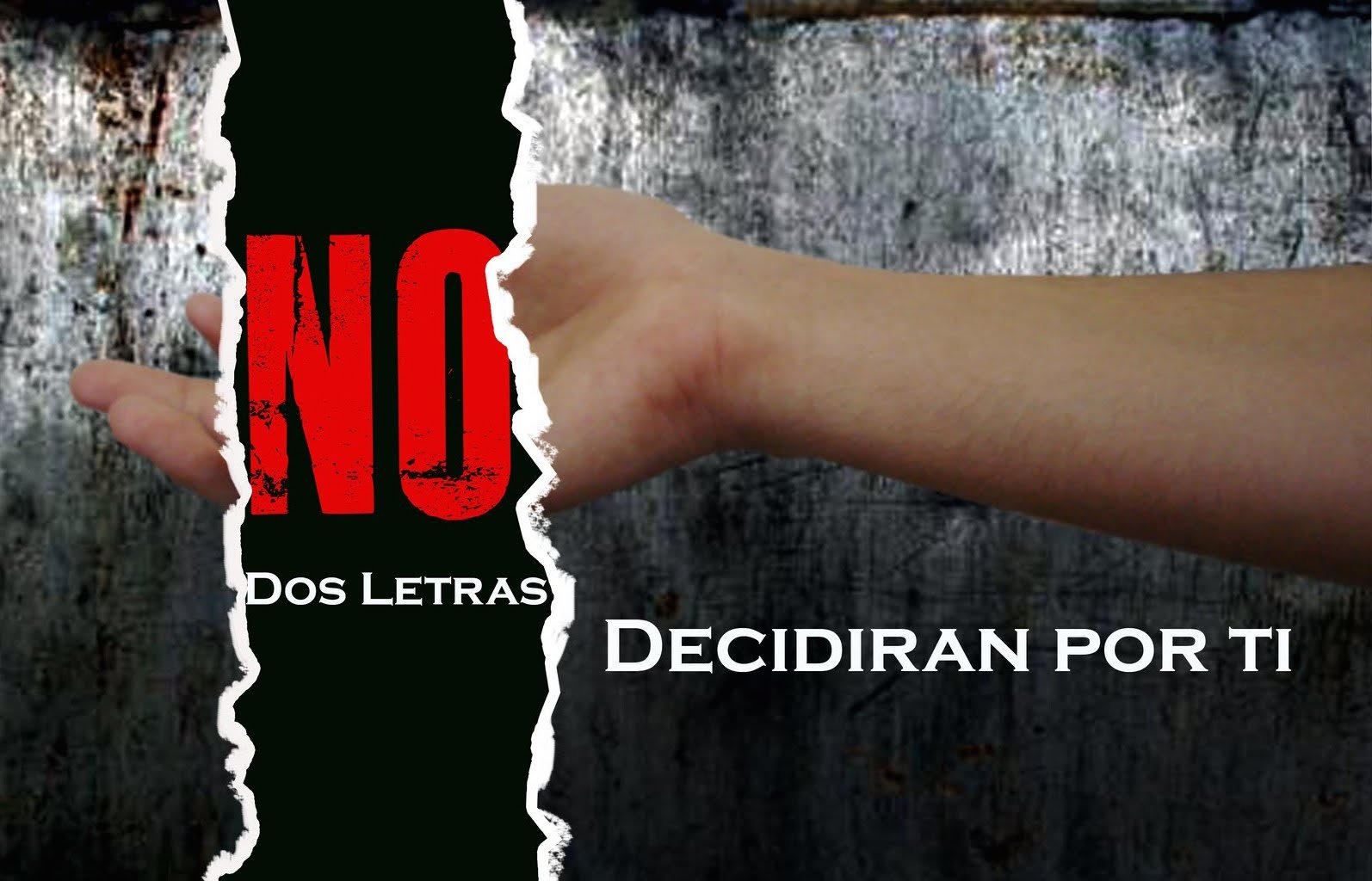 no-a-las-drogas_cenit_psicologia_rivas
