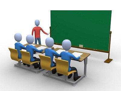 Educadores en colegios
