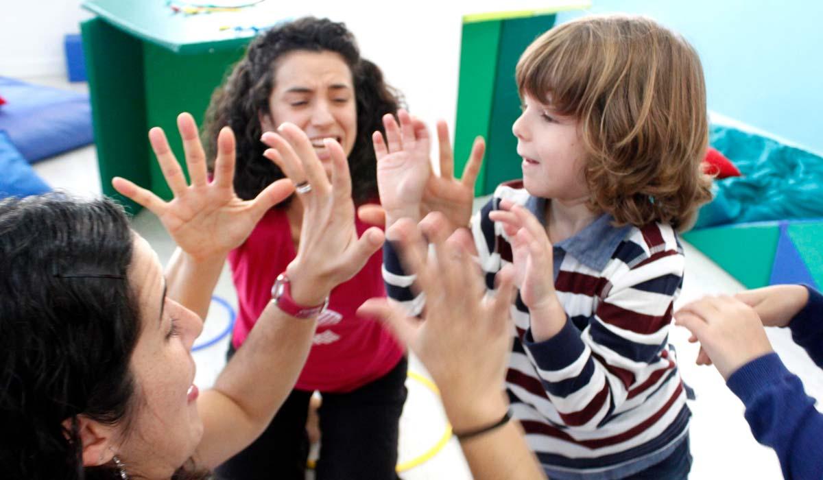 Intervención con niños psicología en Rivas