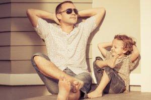 disfrutar del verano en familia