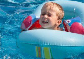 miedo a nadar