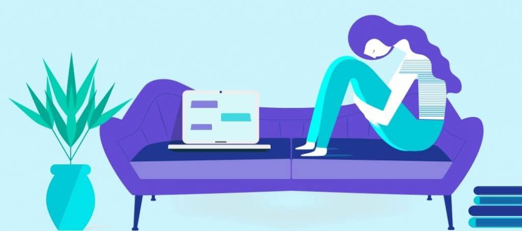 terapia online depresión